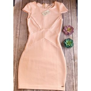 Guess nude dress 👗